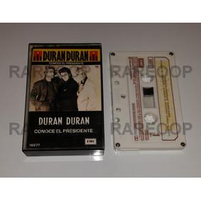 Duran Duran Conoce El Presidente (cassette) (arg) Consultar