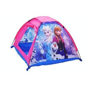Barraca Toca Infantil Camping P/ 2 Crianças Frozen