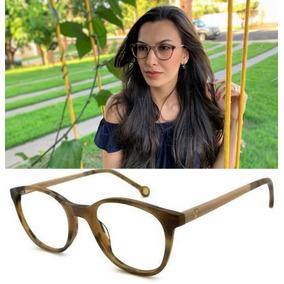 Armação De Oculos Adriane Galisteu - Óculos Coral no Mercado Livre ... 313a0e4631