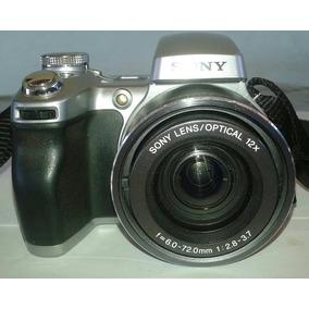 Promoção Câmera Digital Sony H1 Semi Profissional