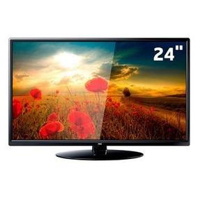 Tv Led 24 Aoc Hd Le24m1475 Conversor Digital Integrado, Hdmi