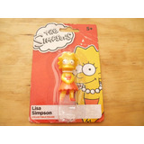 The Simpsons Lisa Simpson Envio Gratis