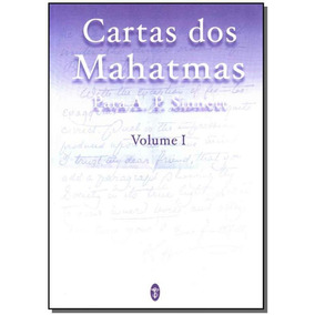 Cartas Dos Mahatmas-vol.01