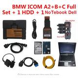 Scanner Automotivo Bmw Icom A2+b+c + Notebook D630 Menor $