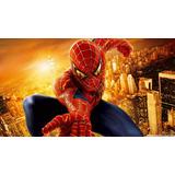 Combo Cotillon Infantil Spiderman Hombre Araña - 20 Chicos