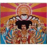 Jimi Hendrix Axis Bold As Love Cd + Dvd Original E Lacrado