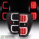 Calaveras Led Ford Lobo / F150 2009 2010 2011 2012 2013 2014