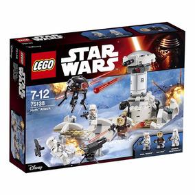 Lego Star Wars 75138 Ataque A Hoth Original