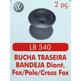 Bucha Traseira Balança Dianteira Fox Polo Cross Fox 2 Peças