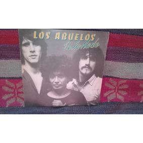 Los Abuelos De La Nada Lp Vinilo 1er Álbum Muy Bien