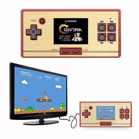 Game Boy Micro Novo Na Caixa C/600 Jogos + Vários Acessórios