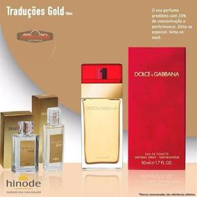 Perfume Traduções Gold Nº 08 Dolce & Cabana