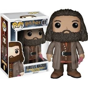 Funk Pop! Rubeus Hagrid - Harry Potter