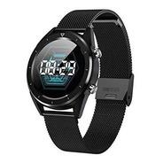 Reloj Smart Watch Ecg Black John L. Cook