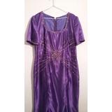 Vestido Alta Costura De Madrina (señora)