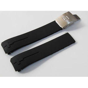Correas Resina Alta Calidad Para Tissot T Touch 21mm T013