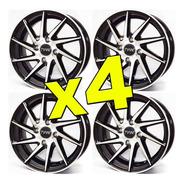 Kit X 4 Tvw Llantas Deportivas R14 + Envios + Oferta