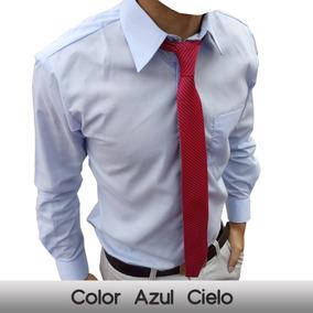 Camisas Corte Slim Fit Caballero Moda Envio Gratis
