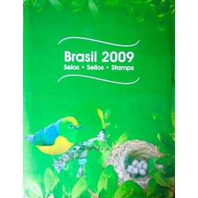 Colecao Anual De Selos Do Brasil 2009