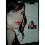 Liv Tayler 2 Publicidad Maquillaje Givenchy Clipping