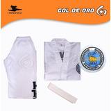 Trajes Dobok Taekwondo Itf Oriente Talle 6-9 En Gol De Oro