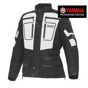 Campera Motorman Commando Yamaha Pergamino Motos