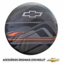 Capa Protetora De Estepe Original Gm Spin Activ Chevrolet