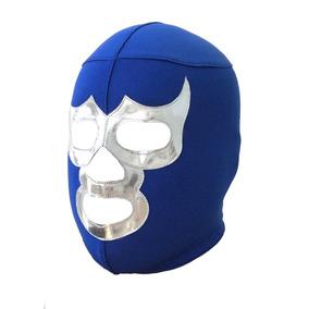 Mascara Blue Demon Clasica Lucha Adulto - Deportes Martinez