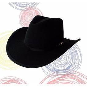 Sombrero Australiano Troya Fieltro - Ropa y Accesorios en Mercado ... cc2555bb388