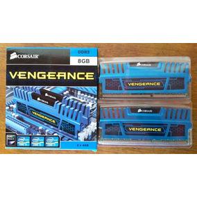 Ram Corsair Vengance Ddr3 1600mhz 2x4gb