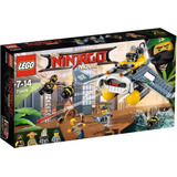 Lego Ninjago Movie 70609 Manta Ray Bomber Bombardero Cole