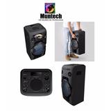 Equipo De Audio Sony Mhc-v11 Bluetooth® Efecto Dj - Karaoke