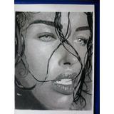 Desenho Sua Foto , Á Lapis Grafite