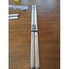 Baquetas Para Bateria Probeat 5b Punta Nylon