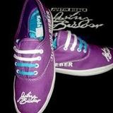 Zapatos Gomas Keds Justin Bieber Artistas Online Tipo B