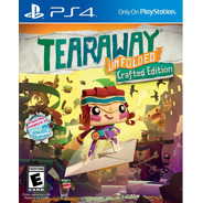 Tearaway Crafted Edition - Ps4 Fisico Nuevo & Sellado
