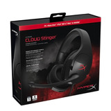 Hyper X Cloud Stinger Gaming Diadema Gamer 7.1 Xbox Ps4 Pc