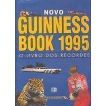 Livro Novo Guinness Book 1995 Nd
