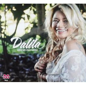 Cd Dalila Solo Un Momento Lg Music