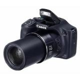 Maquina Fotografica P/amador Digital Sx530 Hs+bateria Extra