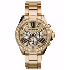 Relogio Michael Kors Mk 5575 Feminino - Relógios De Pulso no Mercado ... 9cd327e3ba