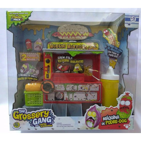 The Grossery Gang - Máquina De Podre Dog Dtc - Original 4034