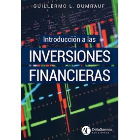 Libro: Introducción A Las Inversiones Financieras / Dumrauf