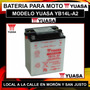 Bateria Yuasa Yb14l-a2 Moto Kawasaki Klr 650 Y Mas C/liquido