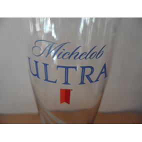 Copa Cerveza Michelob Ultra Beer Souvenir Restaurant Bar Usa