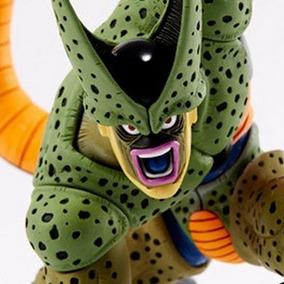 Fiugra De Coleccion Cell De Dragon Ball Z Material Pvc