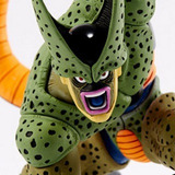 Fiugra De Coleccion Cell De Dragon Ball Z Material Pvc