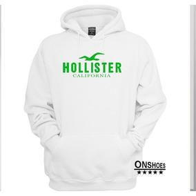 Moletom Hollister Unissex Blusa De Frio Canguru !!!