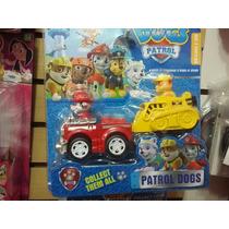 Brinquedo+ Patrulha Canina Carrinhos Baratos E Lindos