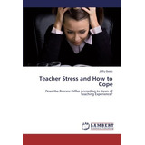 Teacher Stress And How To Cope; Beers Jeffry Envío Gratis
